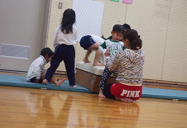 幼児体育 様子06